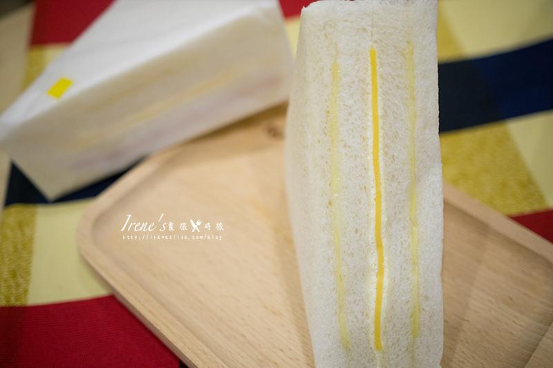 【台北中正區】台北車站美食/補習街商圈/酷熱的天氣來個冰涼的三明治吧.伯樂三明治 @Irene's 食旅.時旅