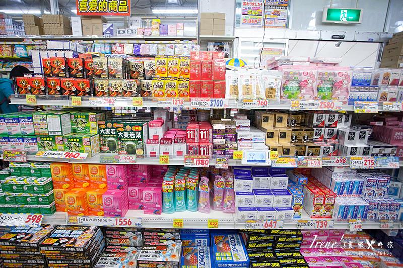 【沖繩-購物】小祿站旁超便宜的百元藥妝店/零食、玩具、藥妝通通有/可以安排跟AEON以及AEON超市一起逛.大國百元藥妝店 @Irene's 食旅.時旅