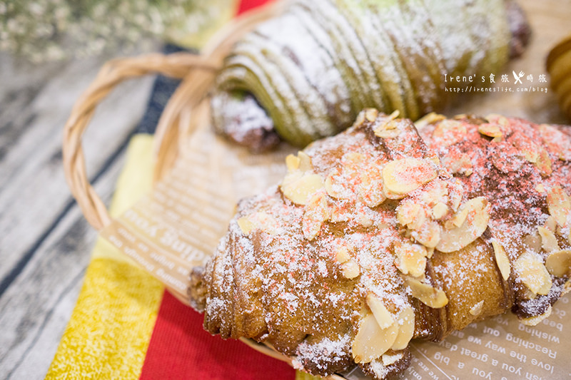 【台北大安區】來自法國巴黎的高人氣可頌/巴黎最好吃可頌/排隊可頌.Gontran Cherrier Bakery(已歇業)
