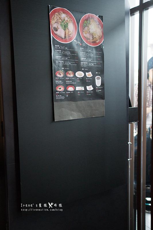 【台北中正區】台北車站美食/日本來的米其林一星拉麵/松露醬油湯頭.Tsuta蔦