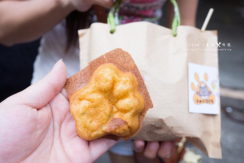 【台中】清新檸檬香的雞蛋糕,無多餘添加物,小孩放心吃/勤美散步美食/不一樣的雞蛋糕.陳乘成雷檬雞蛋糕