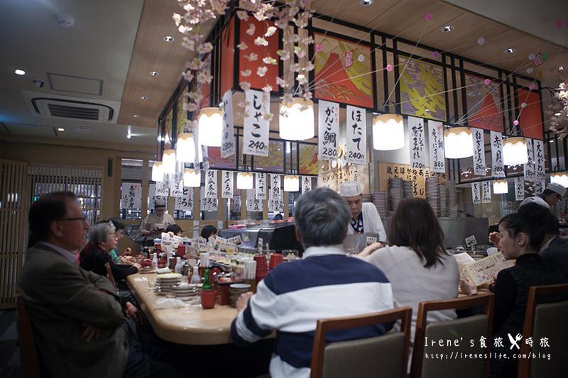【大阪-美食】日本平價迴轉海鮮壽司店.頑固壽司(がんこ壽司)