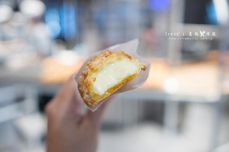 【台北信義區】風靡日本東京的人氣甜點/新光三越排隊美食/棒狀的酥脆泡芙.ZAKUZAKU棒棒泡芙