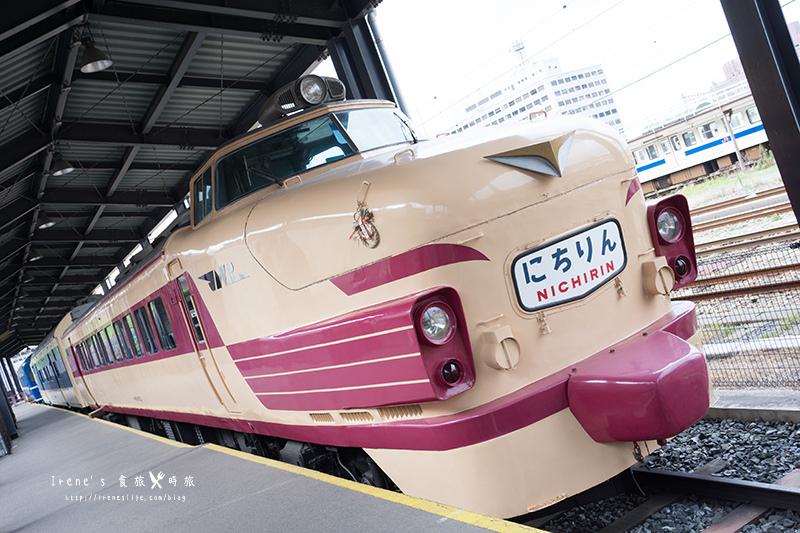 【下關-景點】鐵道迷必訪,不僅能欣賞外觀還能進入骨董火車內參觀.九州鐵道紀念館 @Irene's 食旅.時旅