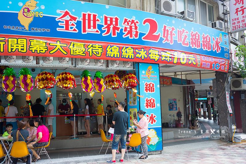 【三重】全世界第2好吃的綿綿冰/開幕特價一球只要10元/銅板消暑價.零下21度C @Irene's 食旅.時旅
