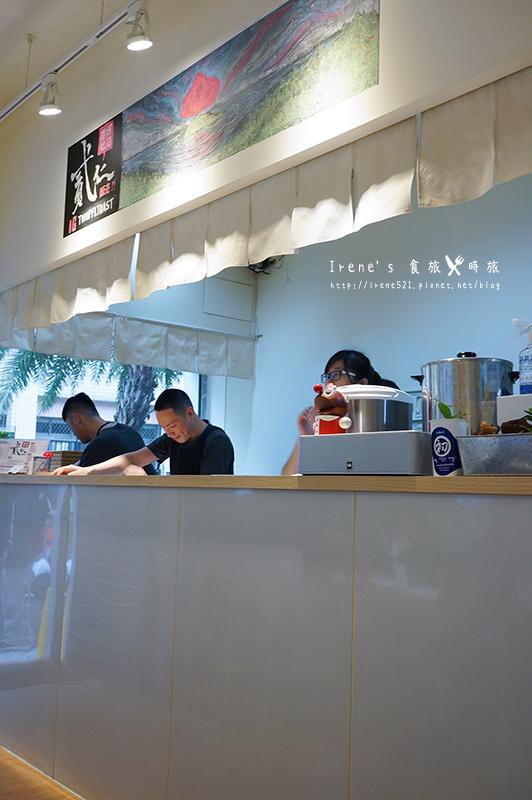 【蘆洲】巷弄中清新文青風瀰漫的早餐店/碳烤土司專賣店/手工蛋餅也好好吃.貳仁炭烤吐司販売
