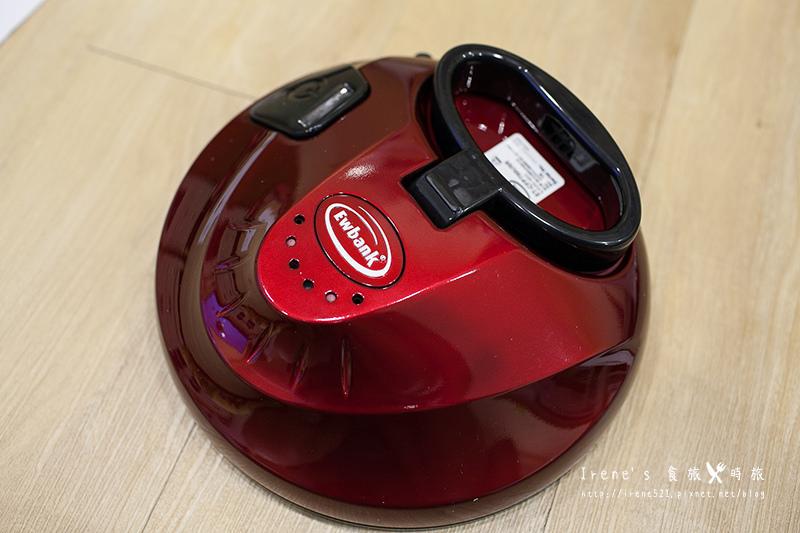 即時熱門文章:【開箱】英國百年品牌EWBANK恰恰機無線多功能清潔機.省時省力的好幫手