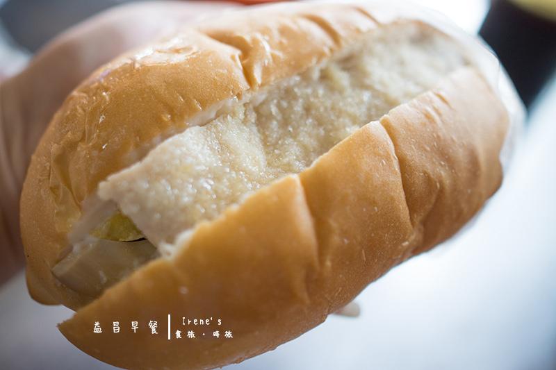 【三重】是深夜食堂也是早餐店,手工粉漿蛋餅&鹹豆漿&花生湯,讓你感受滿滿的古早味.益昌豆漿