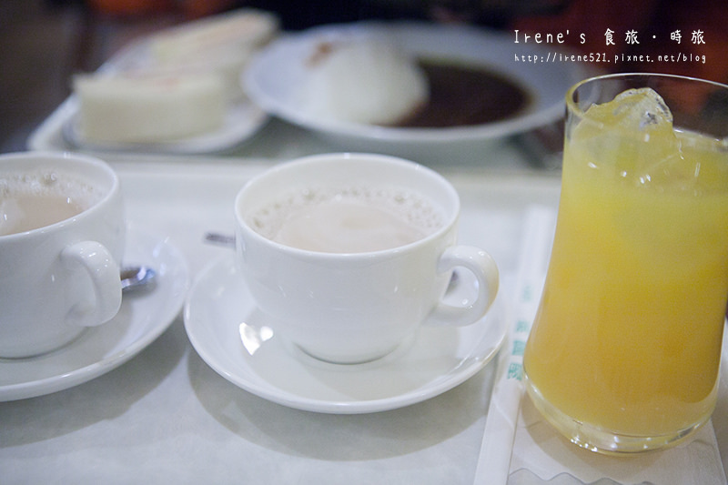 【大阪-美食】悠閒的西式早餐加日式咖哩飯.カフェ 英國屋