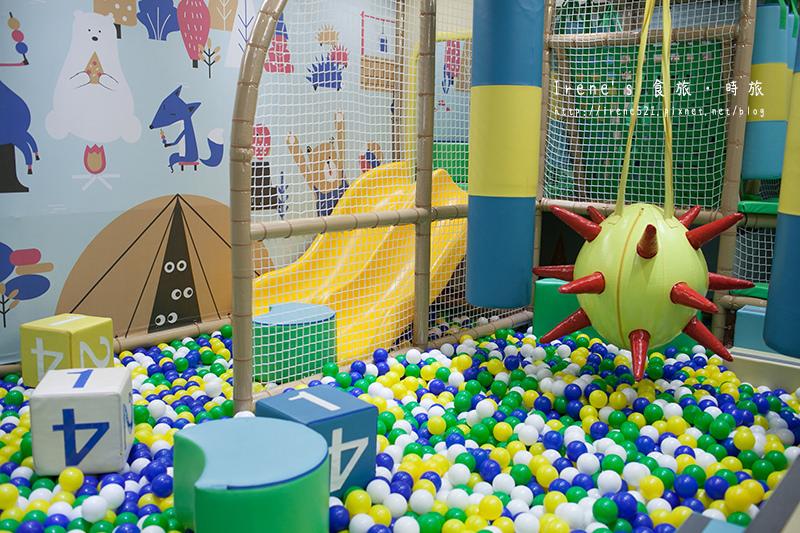 【蘆洲】獨家推出兒童遊戲室以及兒童餐.貝里尼 BELLINI PASTA PASTA @Irene's 食旅.時旅