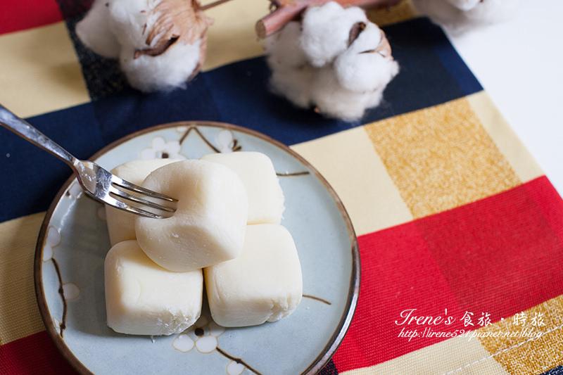 【北海道甜點/伴手禮】是起司還是麻糬,綿軟的好滋味,瀰漫起司的香濃.omotcheese @Irene's 食旅.時旅