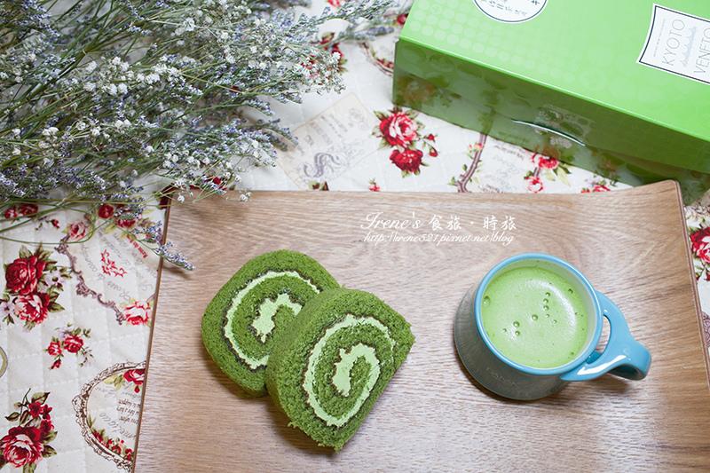 【日本甜點/伴手禮】關西機場最夯最強的熱銷伴手禮,日銷7千個的京都抹茶卷.KYOTO VENETO