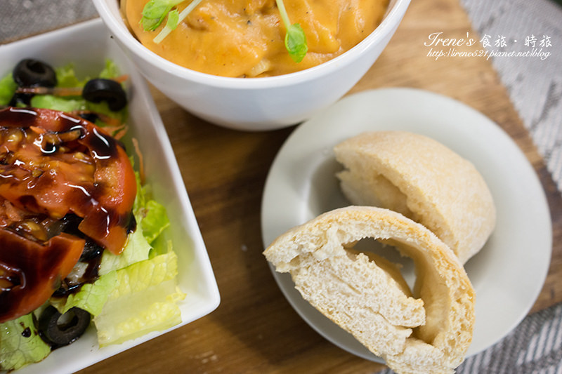【台北中正區】永康街蔬食餐廳/有得獎的薰香鮮蔬炒飯/獨特的南非味.Mianto 米愛多