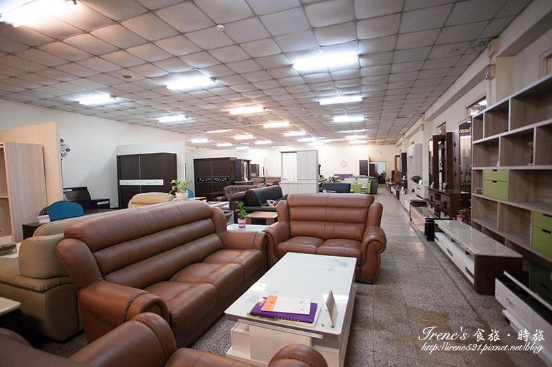 【台中】台中家具推薦/占地超大、陳列超多、種類好齊全,工廠直營的台灣家具.億家具