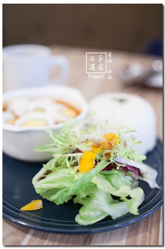 【台北大同區】赤峰街中的日式餐館/日式、咖哩飯、三明治、甜點.日子選食