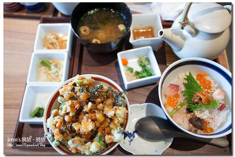 【博多-美食】博多車站餐廳票選第一名餐廳.海鮮丼茶漬 磯らぎ @Irene's 食旅.時旅