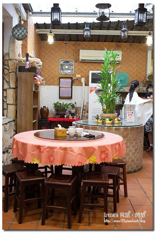 【三峽】兒科診所改建的復古餐廳/餐廳內有一百年古井/平價的家常菜合菜料理/近三峽老街.喜徠珍古井餐廳