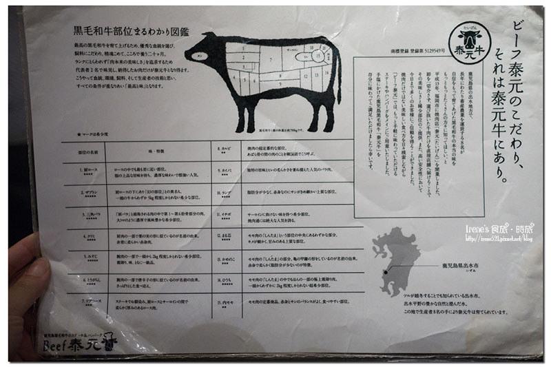 【博多-美食】人氣No.1的鹿兒島黑毛和牛漢堡排/牛排定食的牛肉部位任你挑.Beef泰元