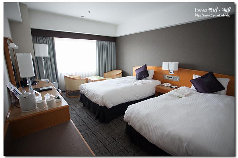 【廣島-住宿】直接連接JR廣島車站,不用出車站就能到飯店.格蘭比亞大酒店Hotel Granvia Hiroshima @Irene's 食旅.時旅