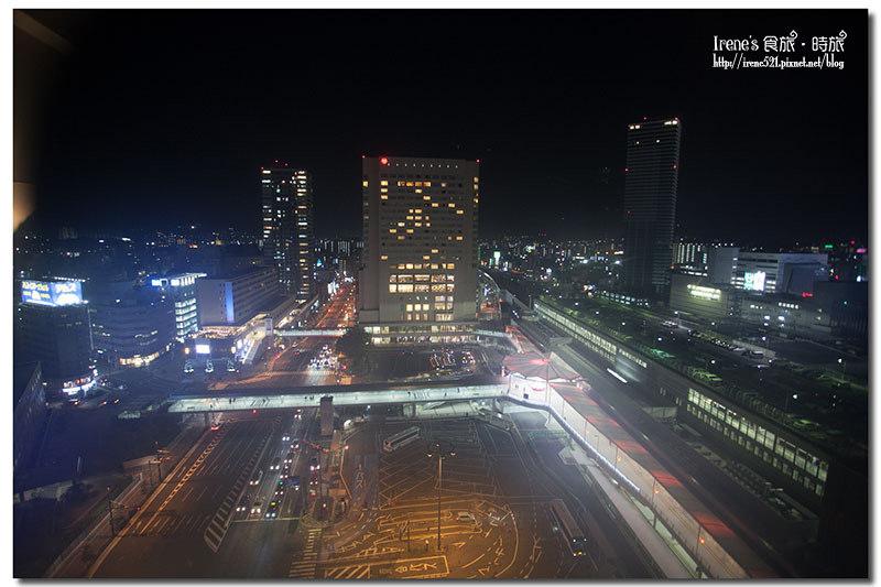 【廣島-住宿】直接連接JR廣島車站,不用出車站就能到飯店.格蘭比亞大酒店Hotel Granvia Hiroshima