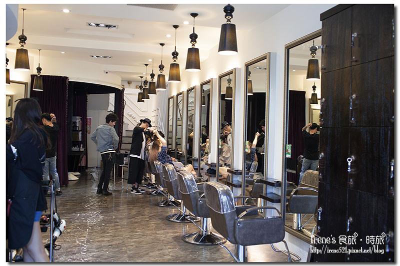 【美髮】合適的髮色更能襯出膚色/中山髮型沙龍.FIN Hair Salon @Irene's 食旅.時旅