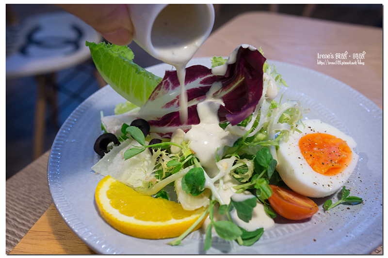 【三重】鄉村風的溫暖調性,早餐也能吃的很優雅.鹿森早午餐(已歇業)