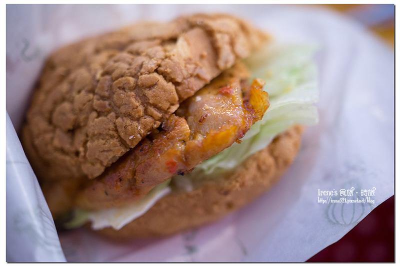 【三重】用波蘿麵包取代漢堡包/創意吃法的大阪飯糰/早午餐種類超級多.Robin's kitchen羅賓廚房 @Irene's 食旅.時旅