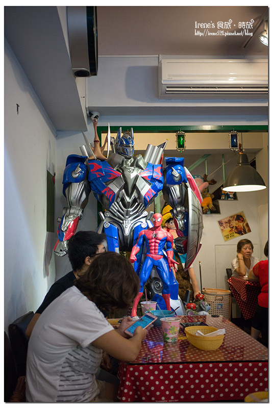 【三重】用波蘿麵包取代漢堡包/創意吃法的大阪飯糰/早午餐種類超級多.Robin's kitchen羅賓廚房