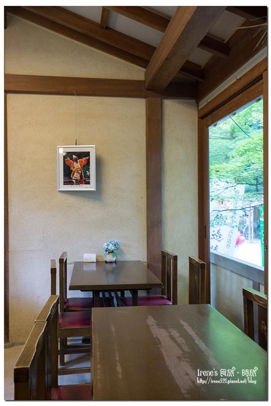 【奈良-美食】春日大社表參道上,幽靜清新的茶屋/名物萬葉粥,每月來都能吃到不一樣的食材.春日荷茶屋