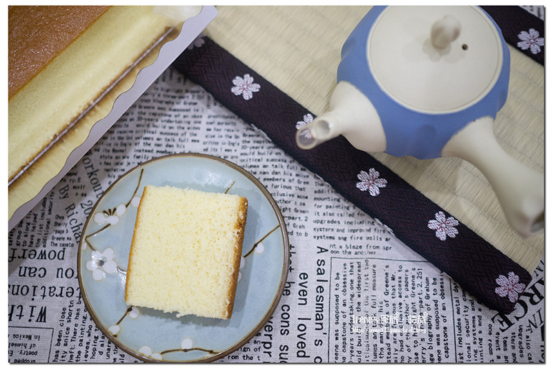 【台北萬華區】買了不能馬上吃!熟成之後更好吃的長崎蛋糕.南蠻堂 @Irene's 食旅.時旅
