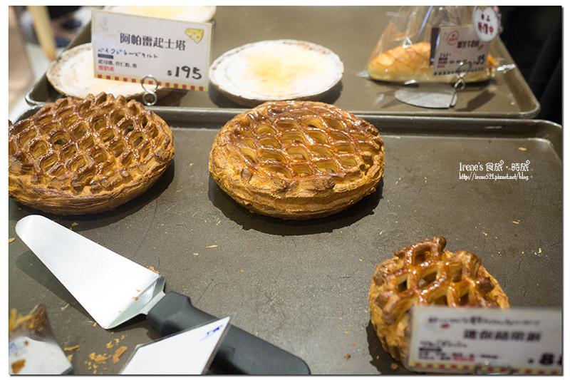 【台北中正區】來自名古屋的麵包店,讓人融化的魔幻巧克力.愛天空ANTIQUE-Heart Bread