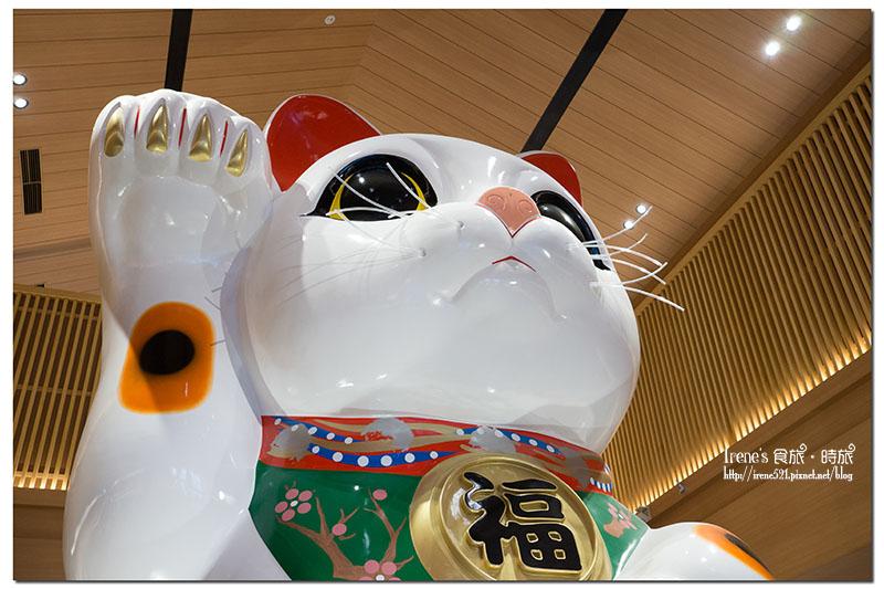 【名古屋-購物】距離中部國際機場一站距離的大型商場,出境前的最後血拚站,有世界最大的招財貓.AEON MALL永旺夢樂城常滑 @Irene's 食旅.時旅