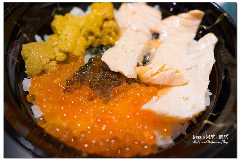 【大阪-美食】平價超值的海鮮丼飯,300多種任你搭配組合.若狹家 @Irene's 食旅.時旅