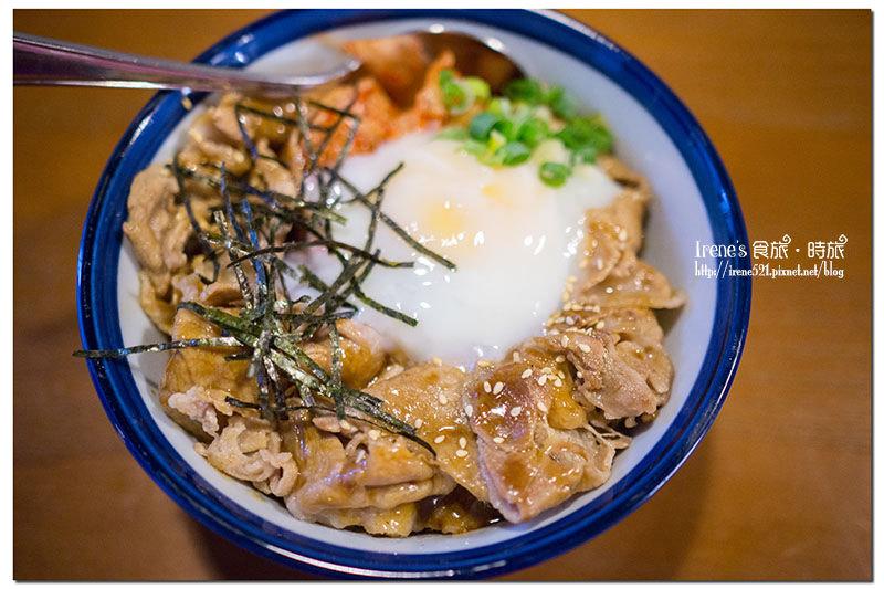 【三重】營業到凌晨2點的日式小店,一個人也不寂寞.夜葉食堂 @Irene's 食旅.時旅
