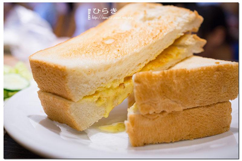 【名古屋-美食】懷舊老街中吃早餐,送的的吐司份量多又超好吃.Hiraki(ひらき) @Irene's 食旅.時旅