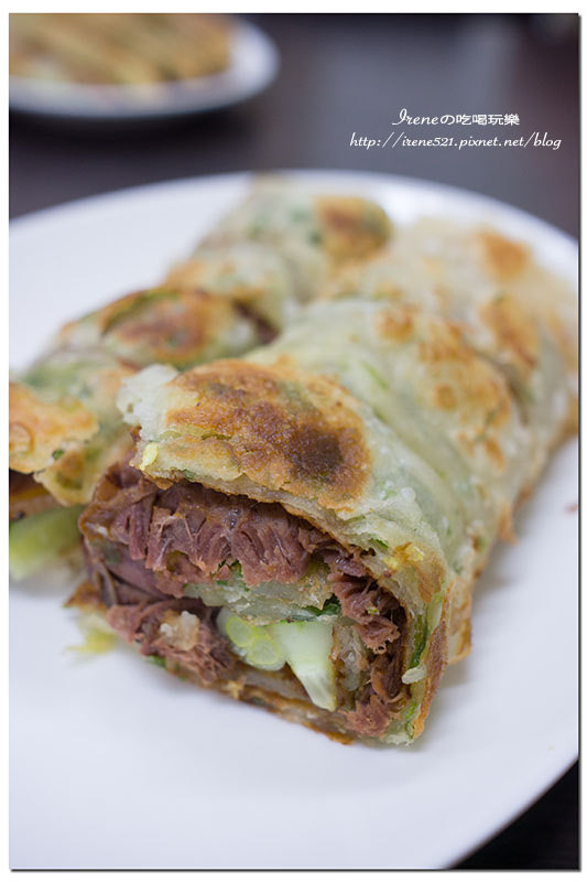 【台北松山區】不僅賣蔥油餅,還有各式套餐,樣樣都不遜色.餅王