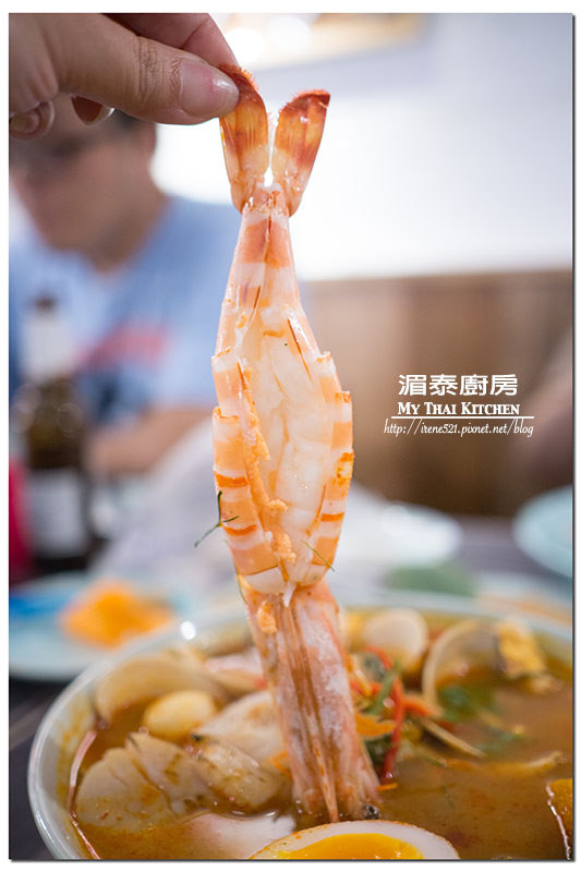 【台北中山區】一個人也能品嚐的泰式風味,份量足/選擇性多/泰式簡餐.湄泰廚房