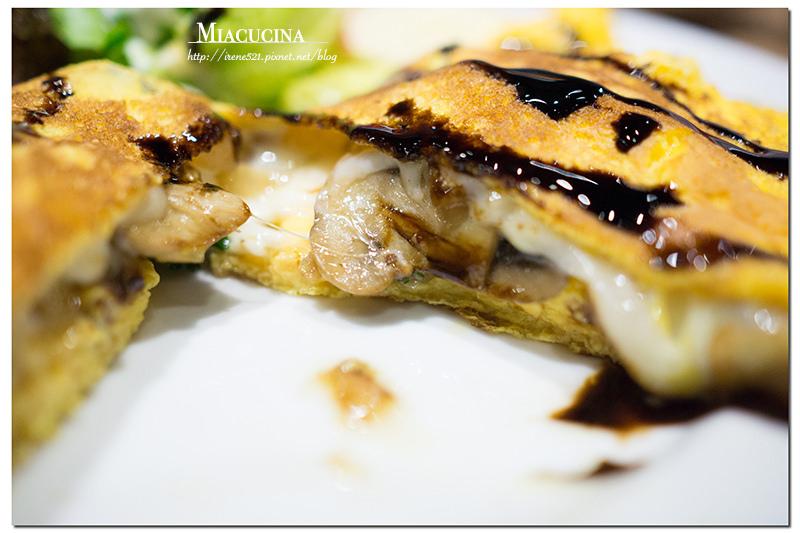 【台北大安區】想素,享素,時尚又美味的義式蔬食餐廳.MiaCucina(復興店) @Irene's 食旅.時旅