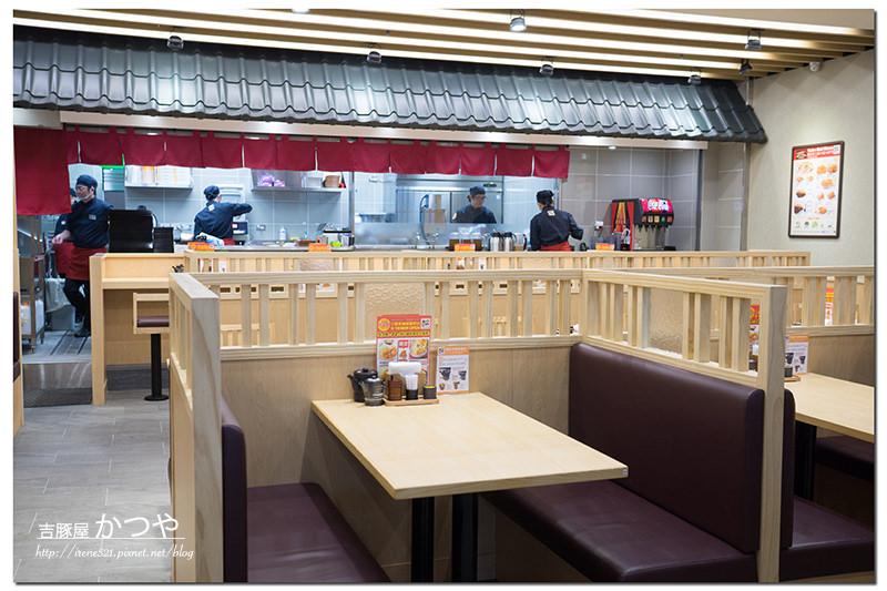 【三重】來自日本市佔率第一的吉豚屋台灣二號店開幕囉.吉豚屋かつや