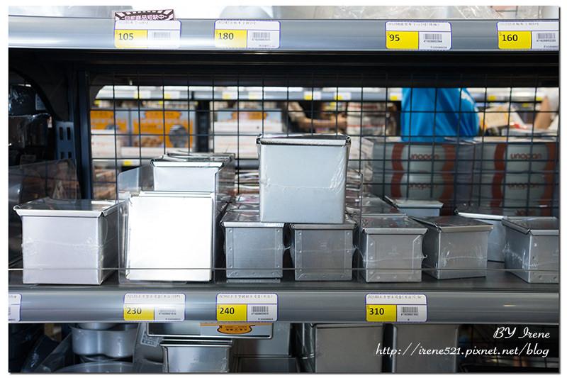 【桃園】烘焙界的超級市場,琳瑯滿目的食材工具,燃燒心中的料理魂.全國食材廣場(南崁長興店)