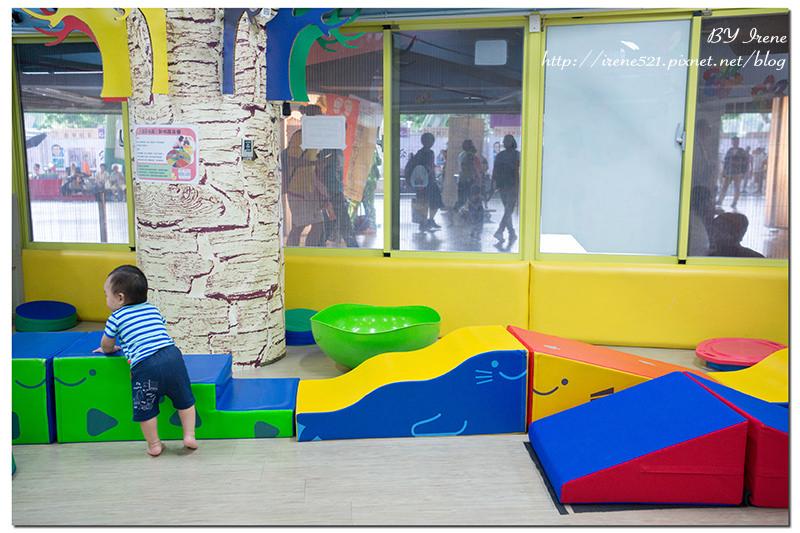【親子景點】交通便利,啟蒙遊戲多,環境空間小失望.中山親子館