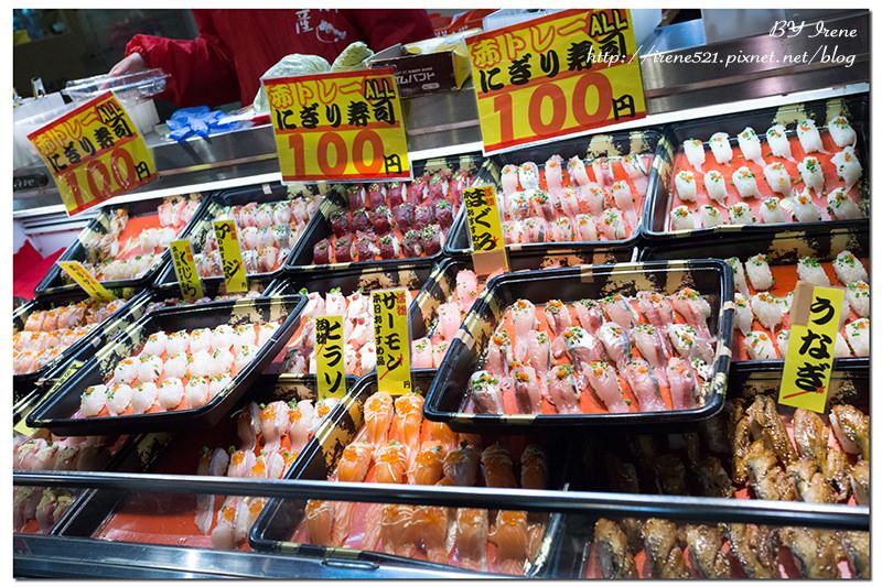【九州下關】便宜壽司x魚貨吃不停,充滿驚喜好料的「唐戶市場」 @Irene's 食旅.時旅