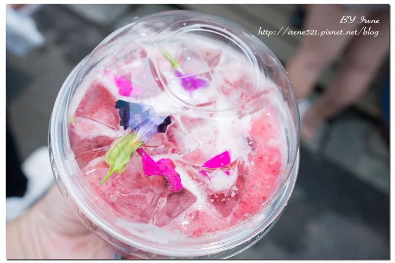 【台北大安區】文青風瀰漫的日式果汁店,花與果的相戀.花甜果室 @Irene's 食旅.時旅