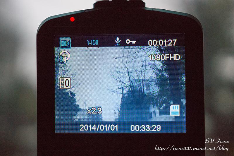 16.02.14-富士通FUJITSU FD7行車紀錄器