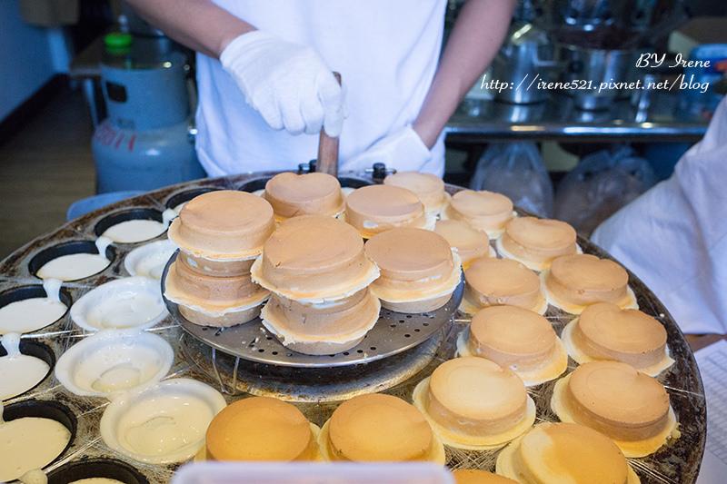 【台北松山區】民生社區美食,吃台灣在地小吃也能很文青.有時候 紅豆餅