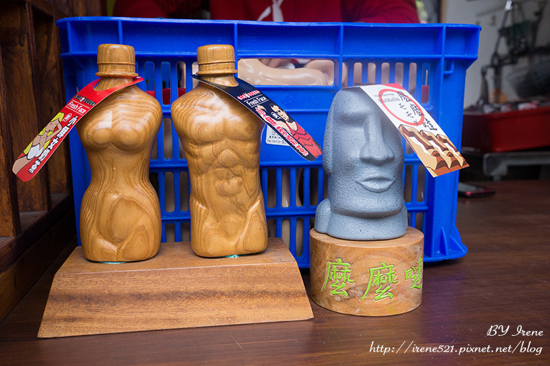 【台南市】繼小鮮肉、小仙女後,又推出每日限量的「摩艾像飲料」.張三瘋冰火菠蘿油專賣