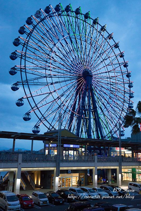 【福岡-景點】九州最大的名牌暢貨購物中心.瑪麗諾亞城Marinoa City outlet @Irene's 食旅.時旅