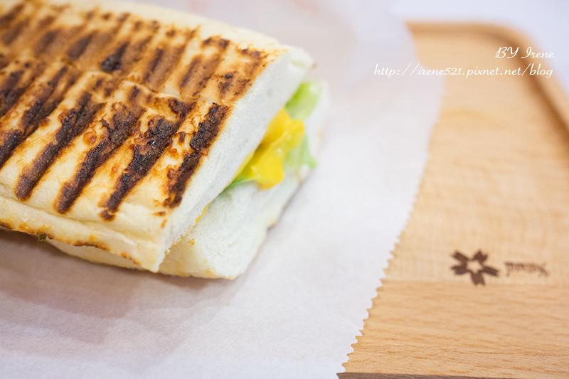 【三重】手作蔬食早餐.食事所 @Irene's 食旅.時旅