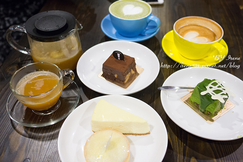 【三重】工業風裝潢,不限時、提供WIFI、插座的平價咖啡館.驚嘆號咖啡 @Irene's 食旅.時旅