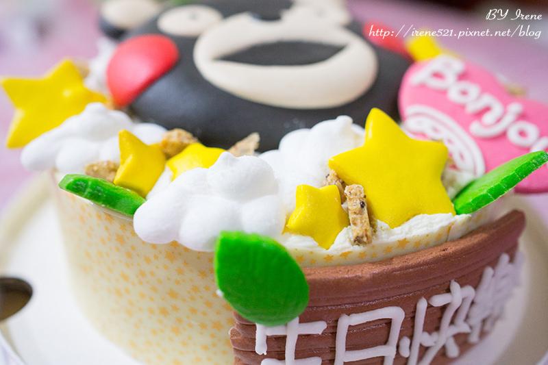 【三重】客製化的造型蛋糕,2D、3D隨你選.Mêler-米爾利